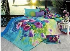 purple AND BLUE BEDDING - Google Search