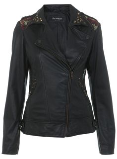 INSPIRED BY LEATHER JACKET