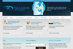 legal logger web site