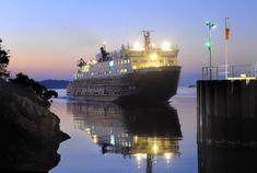 Caledonian ferry, the Hebrides, Scotland