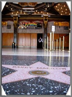How to find Barry Manilow's star on the Hollywood Walk of Fame