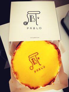 Pablo Cheesecake in Osaka