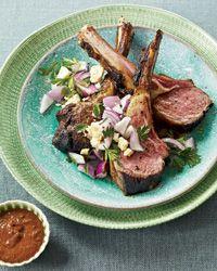 Food  & Wine Lamb recipes