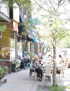 Grand Avenue {shops and restaurants}, St. Paul ... I used to live in this neighborhood. so fun!