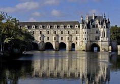 Katherine Briçonnet, Castillo de Chenonceau