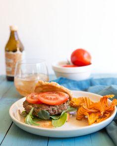 Guest Post: Paleo Cajun Burger - Danielle Walker's Against All Grain