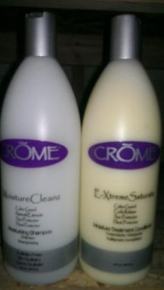 Crome Moisture Cleanz Shampoo  ExtremeSaturate Conditioner 32oz Duo -- Want to know more, click on the image. (This is an affiliate link) #ShampooandConditionerSets