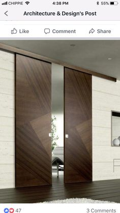 The main door shouold be grand enough to create a monumantal impression.