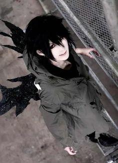 #kirishimaayato #tokyoghoul #cosplay