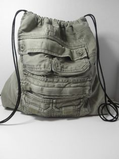 cargo pants backpack