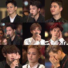 EXO at MAMA 2016
