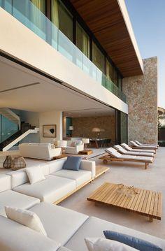Plans Architecture, Architecture Design, Farmhouse Architecture, Contemporary Home Decor, Contemporary Design, Contemporary Architecture, Contemporary Stairs, Contemporary Building, Kitchen Contemporary