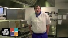 Meet Dane and Knox, Professional Cookery Apprentices at West Cheshire College