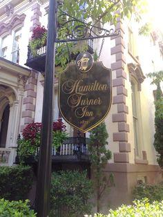 Photo Gallery | Savannah GA Bed and Breakfast | Hamilton-Turner Inn Savannah Georgia, Savannah Chat, Savannah Hotels, Bed And Breakfast, Hamilton, Photo Galleries, Around The Worlds, Exterior, Adventure