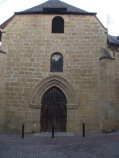 Chapelle Saint-Libéral de Brive la Gaillarde (Corrèze)