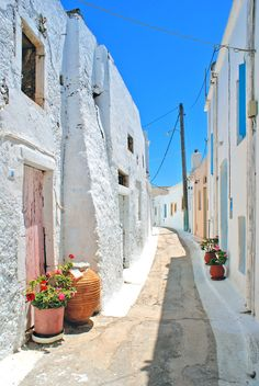 Kythera - Kythira - Cythera island, Greece. The island of Aphrodite