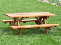 Picnic Tables w/metal roof
