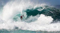 Stunning footage of one of Hawaii's deadliest waves