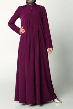 All day wear Abaya Fashion, Muslim Fashion, Fashion Dresses, Hijab Style Dress, Hijab Chic, African Dresses For Women, African Attire, Modele Hijab, Hijab Trends