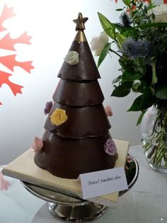 Marcel Wanders Christmas tree cake for Marks and Spencers Xmas 2011