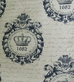 French Linen Upholstery Fabric - Furniture Fabrics 39.90