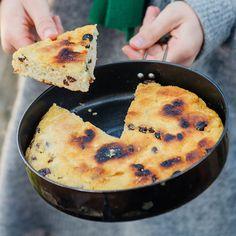 Expedition Foods, Cloud Bread, Cornbread, Baked Goods, Scones, Baking, Ethnic Recipes, Survival, Millet Bread