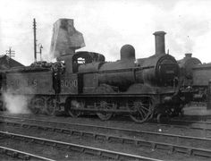LMS ex-MR Johnson design Class 3090 (rebuilt with Belpaire boiler &… Mr Johnson, Steam Railway, Old Trains, Rolling Stock, Steamers, Steam Engine, Steam Locomotive, Cambridge, Larger