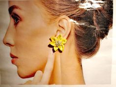 Hechos a mano Earrings, Jewelry, Fashion, Facts, Hand Made, Jewellery Making, Moda, Jewels, Fashion Styles