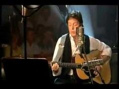 Paul McCartney performing friends to go at abbey road Paul And Linda Mccartney, Abbey Road, The Beatles, Friends, Youtube, Fictional Characters, Amigos, Fantasy Characters, Boyfriends