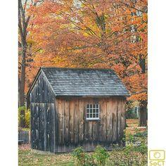 Connecticut  ✨ Photographer  @peterhapgood  #ScenesofNewEngland  Pic of the Day  11.07.15 ✨ C o n g r a t u l a t i o n s ✨  #scenesofCT  #southglastonburyct  #connecticut_potd #shed  #ig_ct #instaconnecticut  #nikon #fallinCT #newenglandfall #ctvisit #exploreCT #travelct  #connecticut_...
