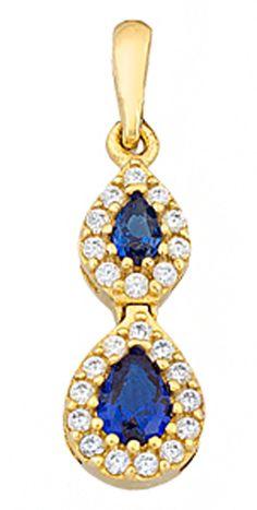 ΝΧ1196 -Χρυσό μενταγιόν 14Κ Pendant Necklace, Drop Earrings, Jewelry, Fashion, Moda, Jewlery, Jewerly, Fashion Styles, Schmuck