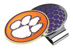 Clemson Tigers-Golf Clip