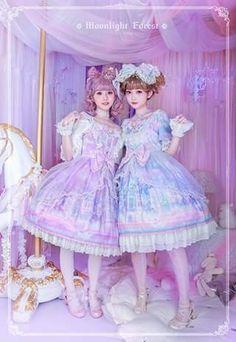 Kawaii pastel lolita