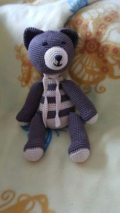 Teddy in braun