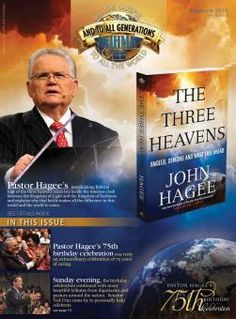 JHM May/June Magazine is online, check it out, be inspired and stay up-to-date on the happenings at the ministry!