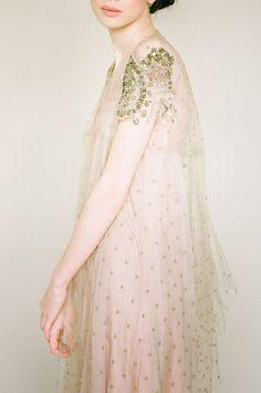 """anmazine: """"Photography: Katerina Lobova // Dress Designer: Tanya Kochnova // Floral Design: Vera Morozova // Hair & Makup: Maria Surikov. """""""