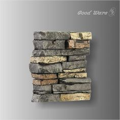 H&K Goodware is a manufacturer of durable, realistic faux stone panels which install quickly and easily. Customized polyurethane Moldings are available. Faux Stone Panels, Moldings, Green Building, Decoration, Wall Decor, Living Room, Wood, Decor, Wall Hanging Decor