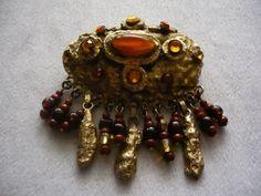 lot de 25 ancien fermoir création bijou bracelet collier métal doré fab france