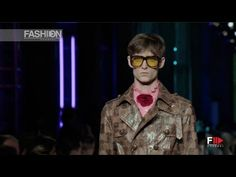 GUCCI Menswear Spring Summer 2016 Milan by Fashion Channel