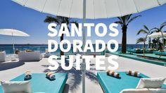 Apartamentos Santos Dorado Suites en Playa d'en Bossa, Ibiza, España. Vi...