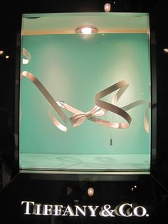 Tiffany Visual Merchandising Barcelona