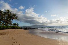 Polo Beach in Wailea. Photo by Scott Hughes Photography.