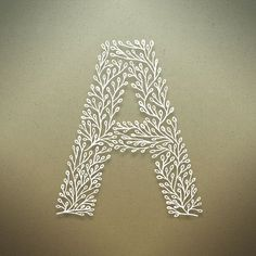 Each letter was hand-patterned and then digitized.  This project will be featured in the Type Directors Clubannual, Typography 34, and will also be shown at the 59th Awards Exhibition in New York.