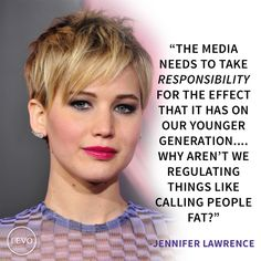 10 of the Greatest Quotes From Women in 2013 | Levo League | Jennifer Lawrence