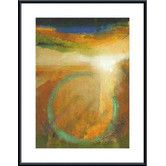 Found it at Wayfair - Dancing on the Rim by Mccormick Framed Painting Print