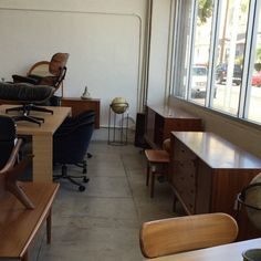Store is full! Come on by! 5102 Fountain Ave. #losangeles #denmobler #easthollywood #midcenturymodern #danishmodern #modernfurniture #eamesloungechair #csswallunit