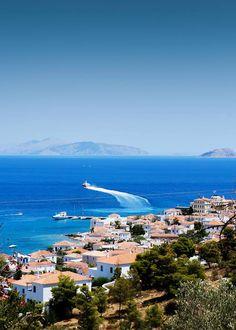 VISIT GREECE| Spetses, #Greece #athensislands