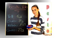 Tomatenpesto / Pesto Rosso - Low Carb  & wenig Fett - Shirataki Nudeln A...
