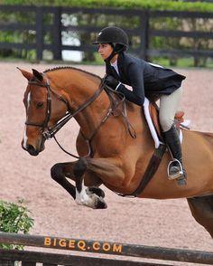 ✨Francesca Dildabanian✨ #equitation #medalmaclay #bigeq