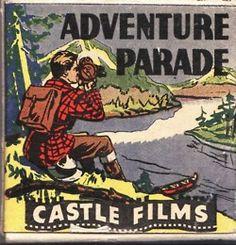 Because adventures await. Movie Reels, 8mm Film, Vintage Cabin, Comic Panels, Old Ads, Amazing Adventures, Adventure Awaits, Red Plaid, Erotica